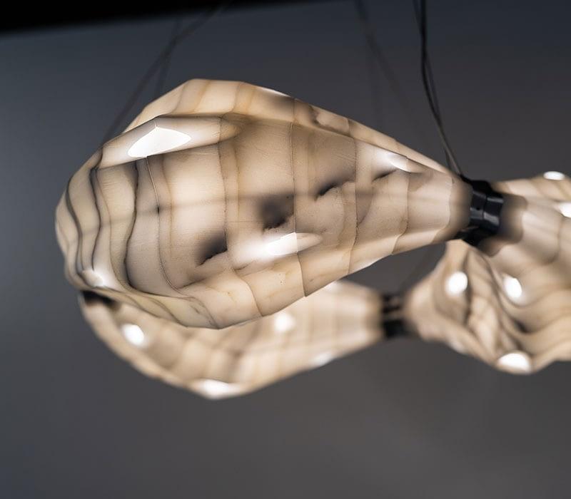 marble light design raffaello galiotto for Italian Stone Theatre 2017