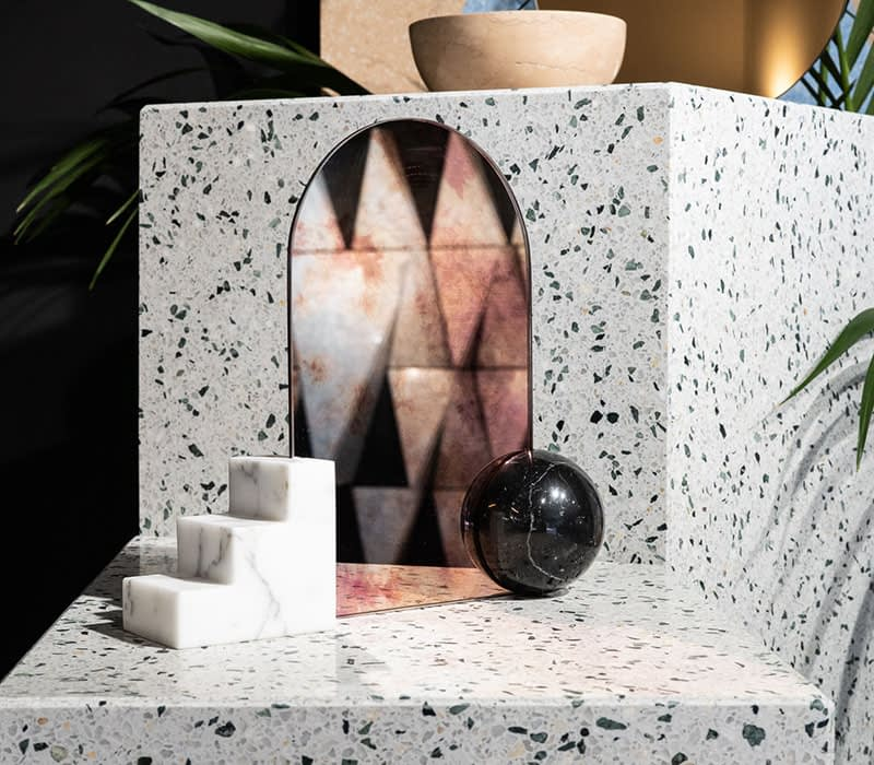 marble mirror design charlotte taylor